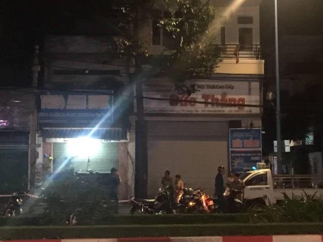 Hai nhóm thanh niên dùng dao, súng đánh nhau giữa thành phố Vũng Tàu - 1