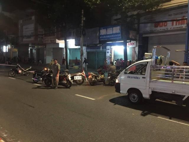 Hai nhóm thanh niên dùng dao, súng đánh nhau giữa thành phố Vũng Tàu - 2