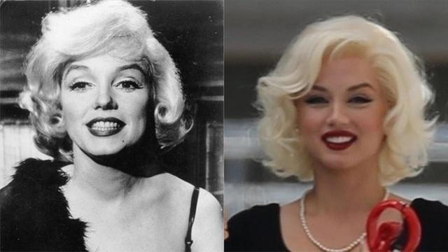Bond girl Ana De Armas được khen giống hệt Marilyn Monroe - 3
