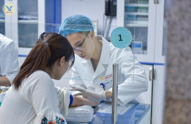 0 đồng để kiểm tra các bệnh lý về máu, men gan chính xác tại MEDLATEC - 3