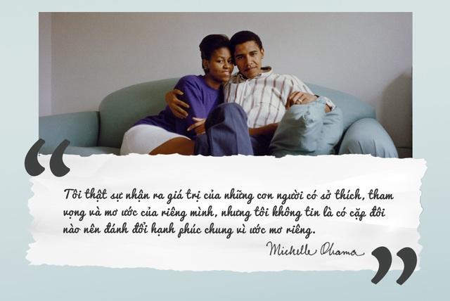 Những hẹn hò lãng mạn giữa Michelle và Barack (kỳ 2) - 3