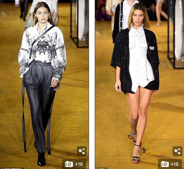 Dua Lipa và Anwar Hadid đẹp đôi đi xem show thời trang - 5