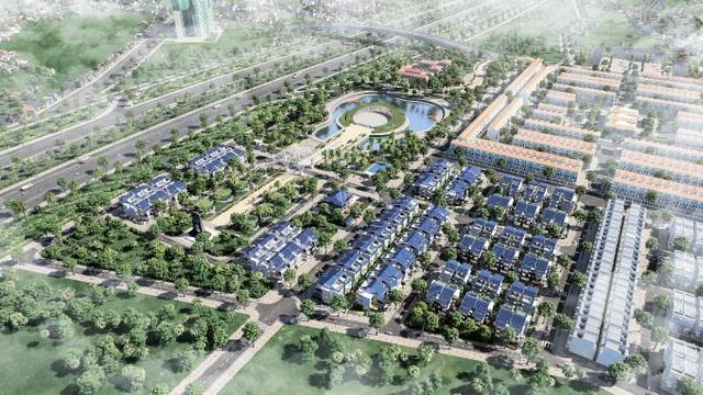 Tập đoàn Nam Cường chính thức ra mắt biệt thự Sol Lake Villa - 1
