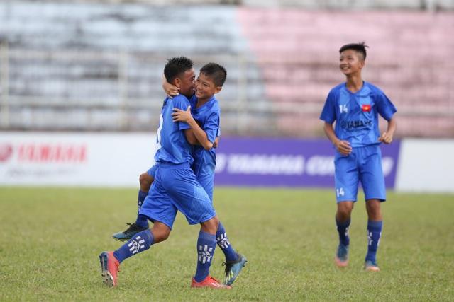 Đắk Lắk: Hấp dẫn trên sân vận động phố núi trận tranh suất vào vòng chung kết U13 Yamaha Cup 2019 - 3
