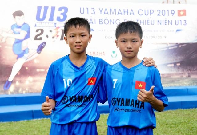 Đắk Lắk: Hấp dẫn trên sân vận động phố núi trận tranh suất vào vòng chung kết U13 Yamaha Cup 2019 - 4