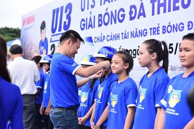 Đắk Lắk sôi nổi tranh tài Giải Bóng đá thiếu niên U13 Yamaha Cup 2019 - 2
