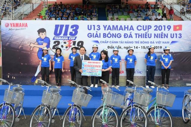 Đắk Lắk sôi nổi tranh tài Giải Bóng đá thiếu niên U13 Yamaha Cup 2019 - 3
