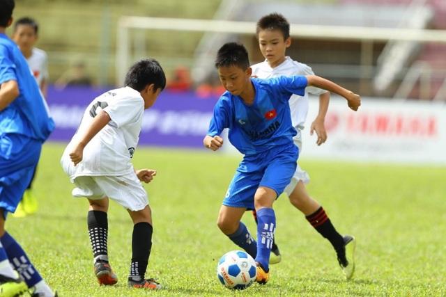 Đắk Lắk sôi nổi tranh tài Giải Bóng đá thiếu niên U13 Yamaha Cup 2019 - 4