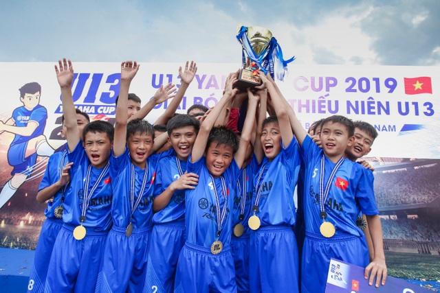 Đắk Lắk sôi nổi tranh tài Giải Bóng đá thiếu niên U13 Yamaha Cup 2019 - 5