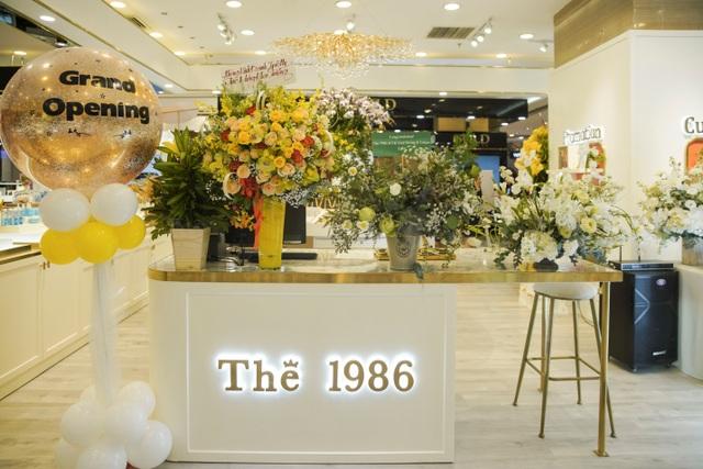 Khai trương hệ thống bán lẻ dược mỹ phẩm The 1986 chi nhánh 2 tại Vincom Đồng Khởi, tp.HCM - 1