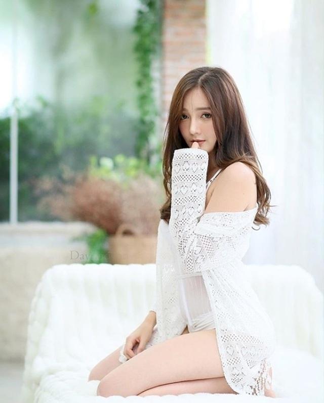 Dung mạo ngắm là yêu của 2 hot girl câu lạc bộ con gái đẹp nhất Thái Lan - 4