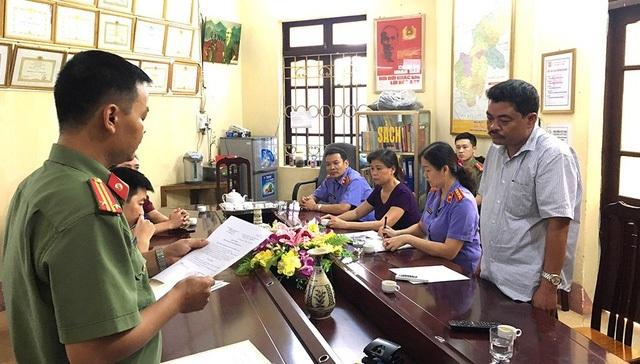 Khai trừ Đảng 2 cựu cán bộ Sở Giáo dục - Đào tạo Hà Giang - 1