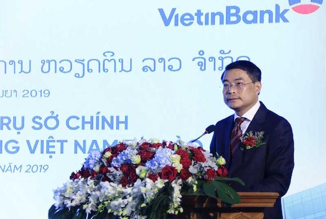 Thống đốc Lê Minh Hưng: An cư lạc nghiệp, cam kết đầu tư lâu dài tại Lào - 1