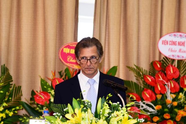 Lần đầu tiên Trường ĐH Việt Pháp có 2 hiệu trưởng cùng quản lý - 2