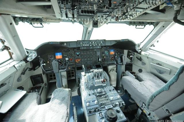 """Giải mã siêu máy bay """"Lầu Năm Góc trên không"""" của Mỹ - 2"""