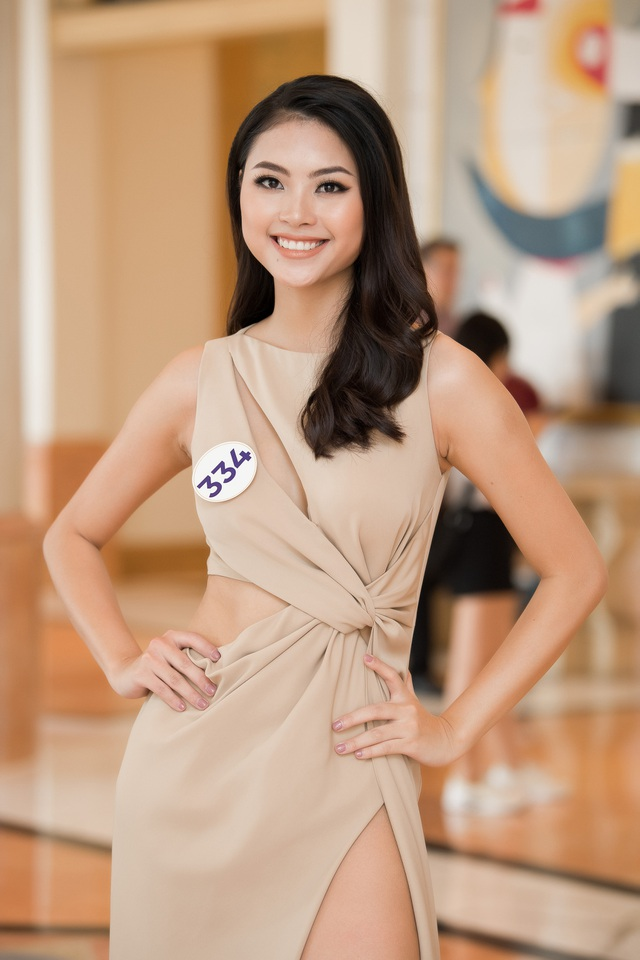 Chiêm ngưỡng dàn thí sinh nóng bỏng của Hoa hậu Hoàn vũ Việt Nam 2019 - 5