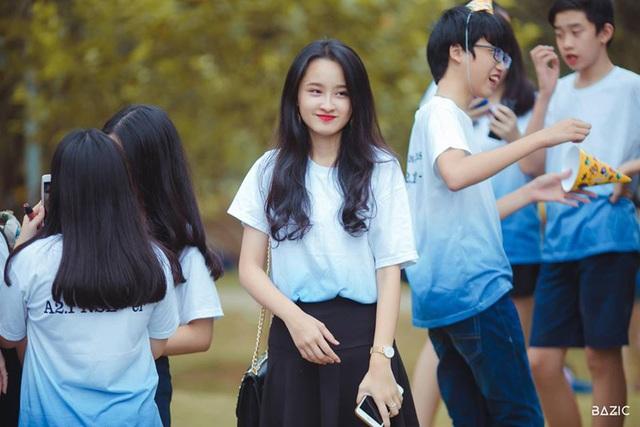 Tân Đại sứ trường Ams: Xinh đẹp, học giỏi và đa tài - 3
