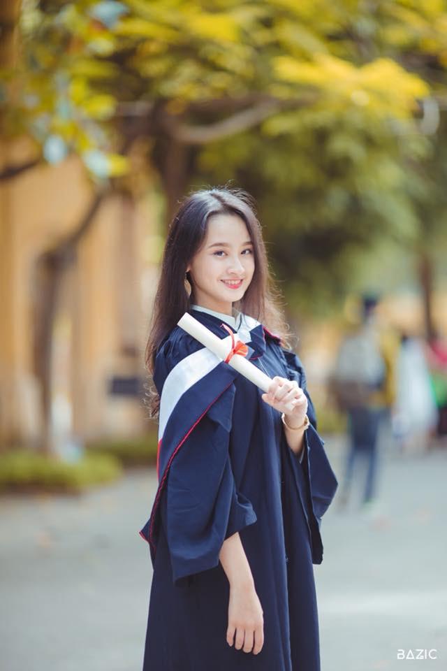 Tân Đại sứ trường Ams: Xinh đẹp, học giỏi và đa tài - 8