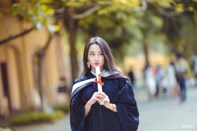 Tân Đại sứ trường Ams: Xinh đẹp, học giỏi và đa tài - 9