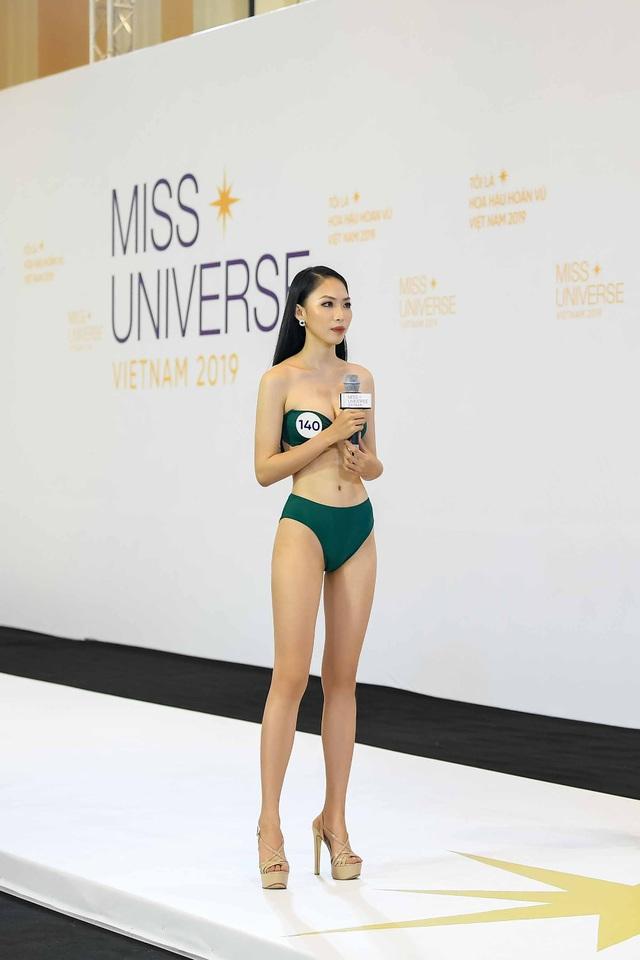 Chiêm ngưỡng dàn thí sinh nóng bỏng của Hoa hậu Hoàn vũ Việt Nam 2019 - 22