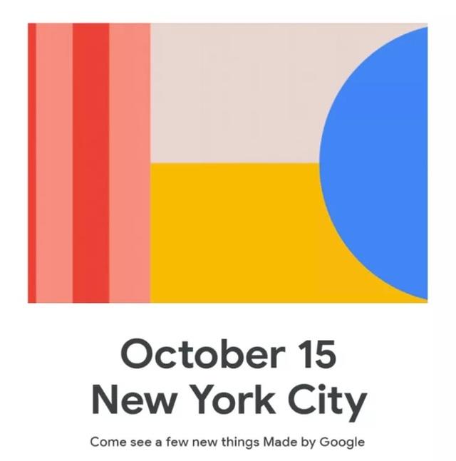 Tháng 10 Google tổ chức sự kiện đặc biệt để ra mắt Pixel 4 cùng loạt thiết bị mới