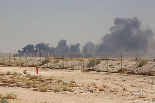 Người thắng, kẻ thua sau vụ tấn công nhà máy dầu Ả rập Xê út - 1