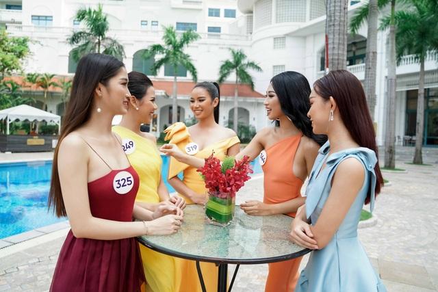 Chiêm ngưỡng dàn thí sinh nóng bỏng của Hoa hậu Hoàn vũ Việt Nam 2019 - 1