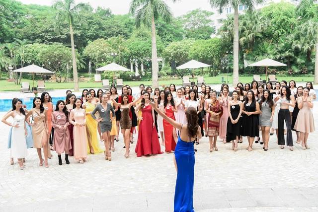 Chiêm ngưỡng dàn thí sinh nóng bỏng của Hoa hậu Hoàn vũ Việt Nam 2019 - 10