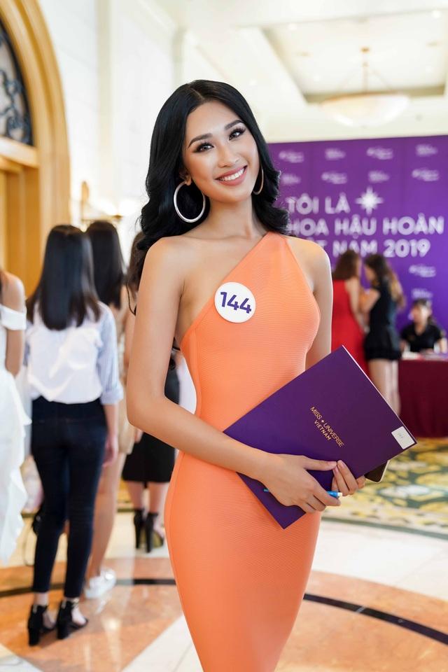 Chiêm ngưỡng dàn thí sinh nóng bỏng của Hoa hậu Hoàn vũ Việt Nam 2019 - 9