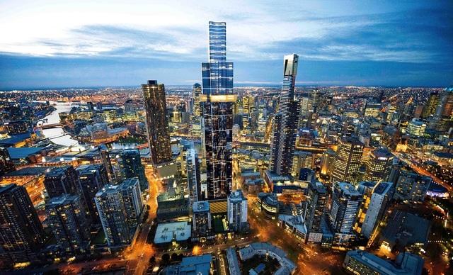 Melbourne đứng đầu khu vực Châu Á - Thái Bình Dương về triển vọng đầu tư và phát triển - 1