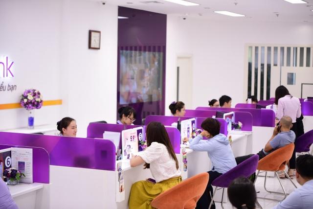 TPBank Lê Ngọc Hân chuyển địa điểm mới và đổi tên phòng giao dịch - 1