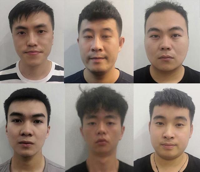 """Triệt phá nhóm người Trung Quốc hoạt động """"tín dụng đen"""" qua App - 1"""