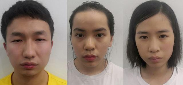 """Triệt phá nhóm người Trung Quốc hoạt động """"tín dụng đen"""" qua App - 2"""