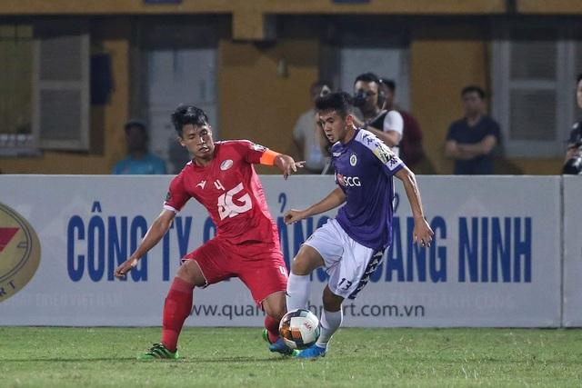 Không chỉ có HA Gia Lai, dàn tuyển thủ quốc gia của Viettel cũng vất vả trụ hạng - 1