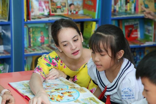 Đọc sách và những lợi ích đối với trẻ tiểu học - 1