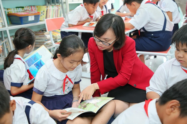 Đọc sách và những lợi ích đối với trẻ tiểu học - 2