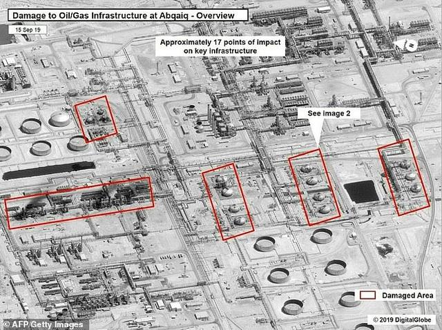 """Lưới phòng thủ hiện đại của Ả rập Xê út bị vũ khí giá rẻ """"bắt bài"""" - 1"""