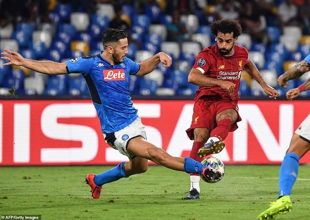 Van Dijk mắc sai lầm, Liverpool bất ngờ gục ngã trước Napoli - 3