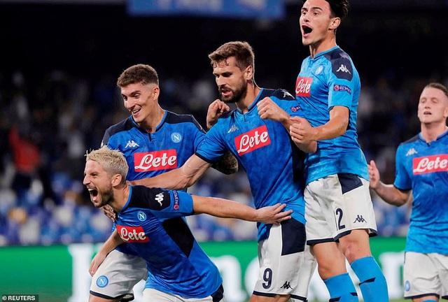Van Dijk mắc sai lầm, Liverpool bất ngờ gục ngã trước Napoli - 2