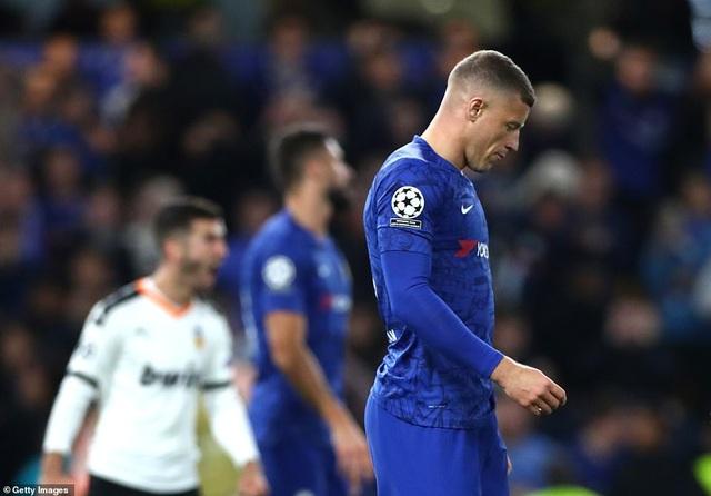Chelsea 0-1 Valencia: Lampard lại khởi đầu tồi tệ