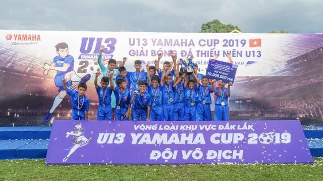 U13 Yamaha Cup 2019 thổi bùng sức nóng qua những trận cầu rực lửa cùng Sirius Caravan - 1