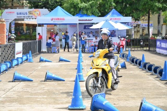 U13 Yamaha Cup 2019 thổi bùng sức nóng qua những trận cầu rực lửa cùng Sirius Caravan - 4