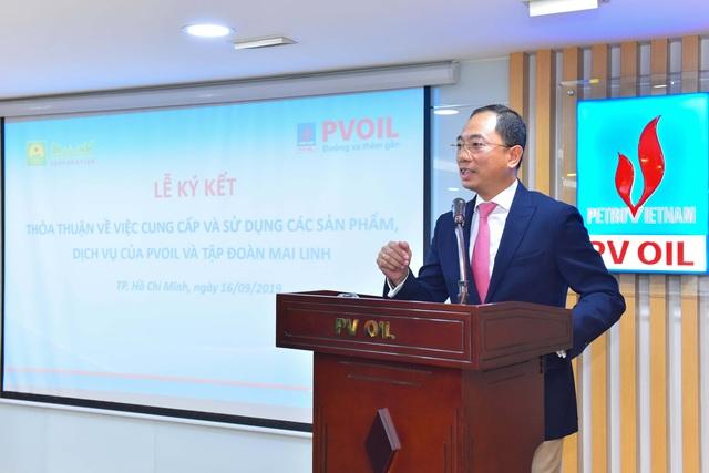 PVOIL và Tập đoàn Mai Linh đạt được thỏa thuận về việc cung cấp, sử dụng sản phẩm, dịch vụ của nhau - 1