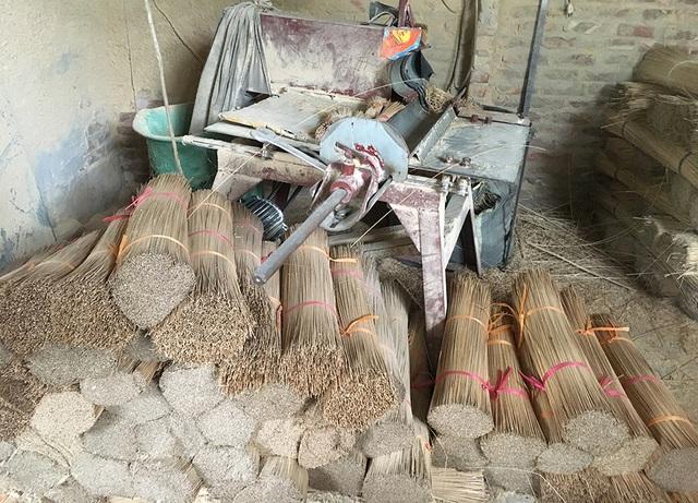 Làng nghề làm hương lớn nhất Việt Nam điêu đứng vì Ấn Độ hạn chế nhập khẩu - 2