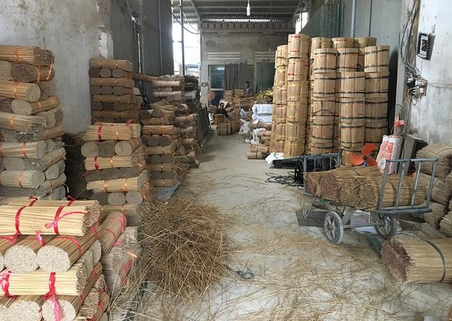 Làng nghề làm hương lớn nhất Việt Nam điêu đứng vì Ấn Độ hạn chế nhập khẩu - 1
