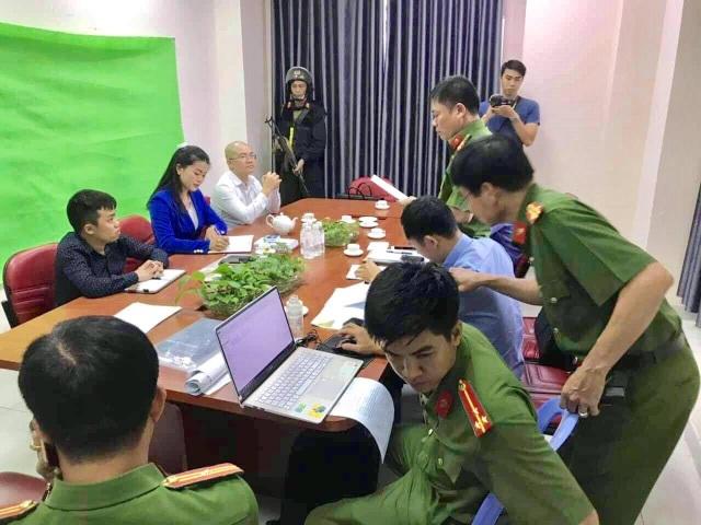Cảnh sát phong tỏa trụ sở, bắt tạm giam Chủ tịch HĐQT Công ty địa ốc Alibaba - 2