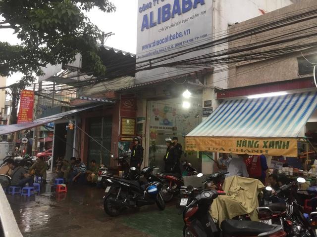 Cảnh sát phong tỏa trụ sở, bắt tạm giam Chủ tịch HĐQT Công ty địa ốc Alibaba - 3