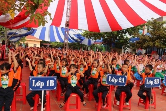 Tưng bừng lễ phát động Thiếu nhi Việt Nam tìm hiểu và tuyên truyền bảo vệ môi trường - 5