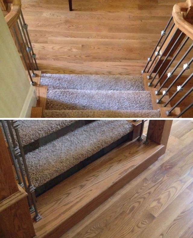 """Những chiếc cầu thang """"phiên bản lỗi"""" khiến người dùng phải ngán ngẩm - 3"""