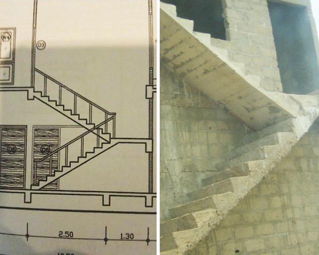 """Những chiếc cầu thang """"phiên bản lỗi"""" khiến người dùng phải ngán ngẩm - 4"""